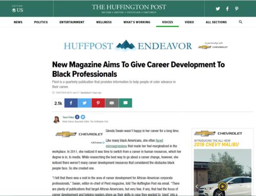 New Magazine Aims To Give Career Development To Black Professionals